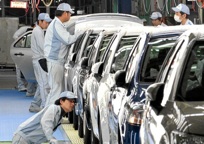 Værdien af den japanske bilproducent er steget 16 procent, viser Interbrands årlige undersøgelse Best Global Brands 2015.