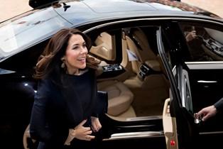 Fredag fylder kronprinsessen 44 år og fejrer det med familien