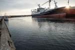 Olietønder uden olie stjålet