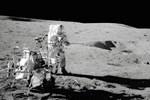Den sjette mand på Månen er død