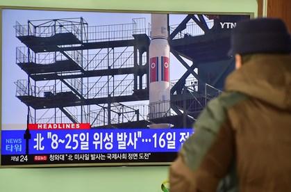 FN's Sikkerhedsråd mødes søndag og diskuterer Nordkoreas opsendelse af raket