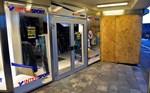 Dyre jakker stjålet i sportsbutik