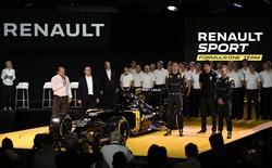 Renault-boss: Magnussen var vores andetvalg
