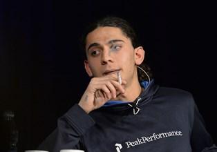 Den 20-årige digter Yahya Hassan var tirsdag involveret i en politijagt, skriver Ekstra Bladet