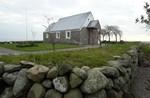 Byggematerialer stjålet ved kirke
