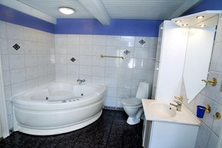 Der er en god grund til at gøre badeværelset til dit favoritrum