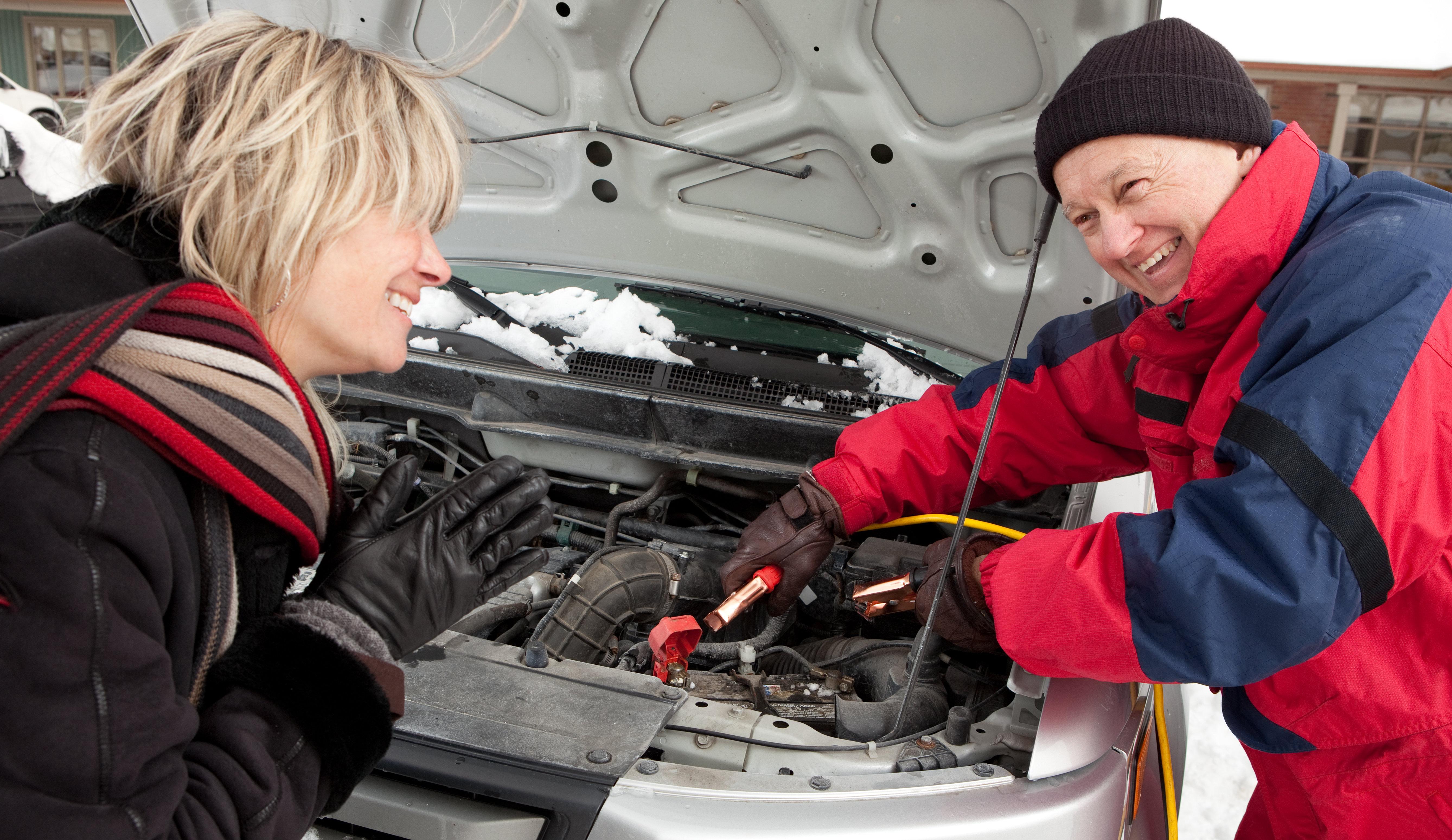 bilens abc opladning af bilbatteri
