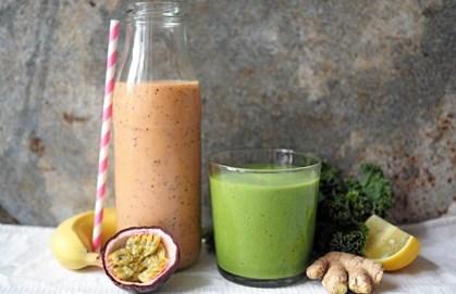 Bland ukrudt i din juice eller smoothie – det er nemlig virkeligt sundt