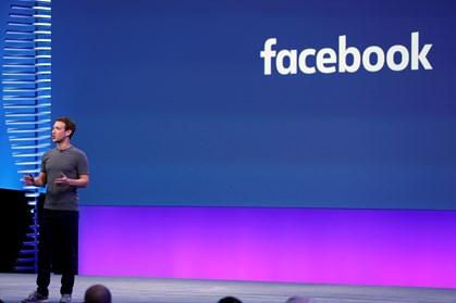 Antallet af brugere på det populære sociale medie Facebook bliver ved med at stige