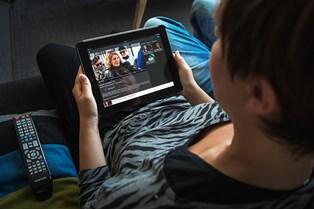 Streaming stiller store krav til bredbåndsforbindelsen