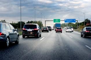 Ny kampagne sætter fokus på, at flere dør på motorvejen, fordi bilister ikke overholder sikkerhedsafstanden