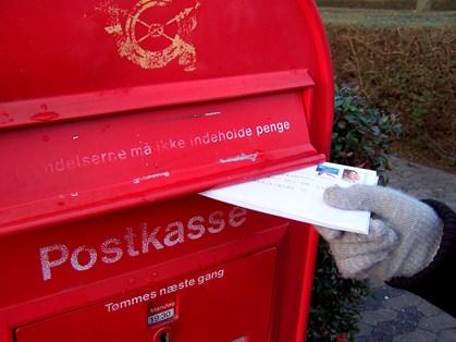Et bredt politisk flertal har aftalt at vedtage en ny postlov, som afskaffer A-brevet