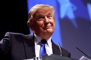 Forretningsmanden Donald Trump ligner en sikker vinder i kampen om at blive Republikanernes præsidentkandidat.