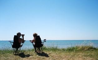 Weekendvejret smager af sommer, melder DMI