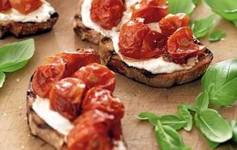 Tomater, og især kernerne, indeholder en god del umami, hvilket gør dem velegnede til at fremhæve andre smage.