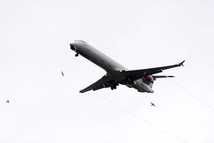 Har du selv oplevet endeløs barnegråd på flyveturen?