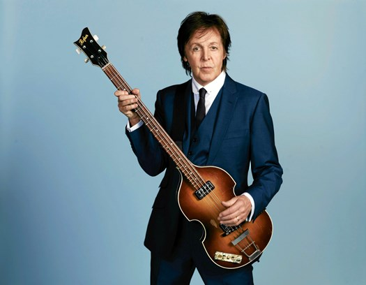 McCartney fandt melodien igen i Skotland