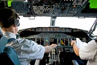 Ingen grund til hjertebanken og svedige håndflader i flykabinen