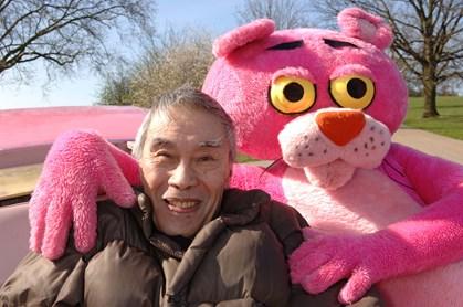 """Burt Kwouk fra """"Den lyserøde panter""""-filmene er død i en alder af 85 år"""