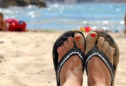 Der ryger 600 kroner ekstra i år - dog er der også mange, der slet ikke holder ferie
