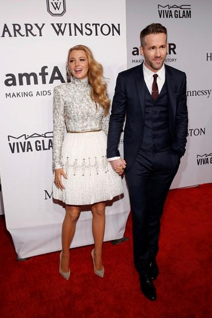 Blake Lively ønsker sig flere børn sammen med sin mand Ryan Reynolds