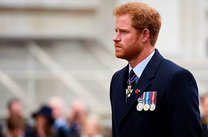 Prins Harry fik et helt specielt tilbud, da han besøgte en sportsbegivenhed for børn