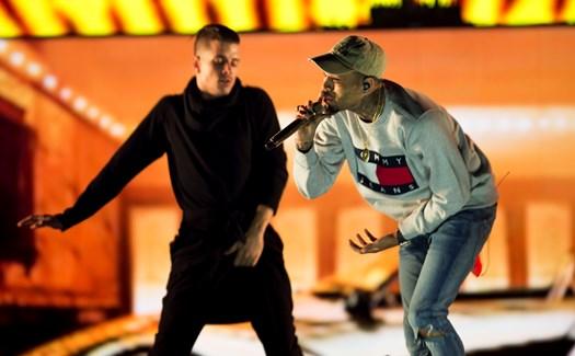 Chris Brown er endnu engang blevet anklaget for voldelig adfærd