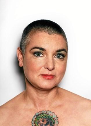 Det amerikanske politi leder endnu engang efter den irske sangerinde Sinéad O'Connor