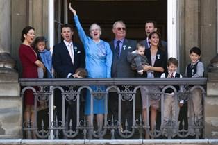 Dronningen har officielt mandag den 27. juni residensforlæggelse på Marselisborg