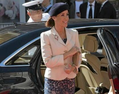 Prinsesse Maries ansættelse er af frivillig tjeneste og dermed uden løn