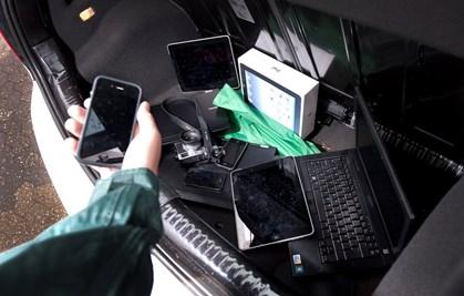 Danske virksomheder har anmeldt over 1.300 medarbejdere for at stjæle fra deres arbejdsplads