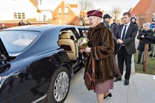 Danskerne er bekymrede for dronningens sikkerhed