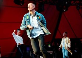 Macklemore sendte kærlighed til både Orlando og Roskilde