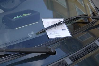 Det sker jævnligt, at bilister får uretmæssige p-bøder efter billeje i udlandet