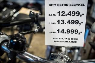 Elcyklen giver en bedre bæredygtig mobilitet i Danmark, mener forbundet. Men sikkerheden skal være i fokus