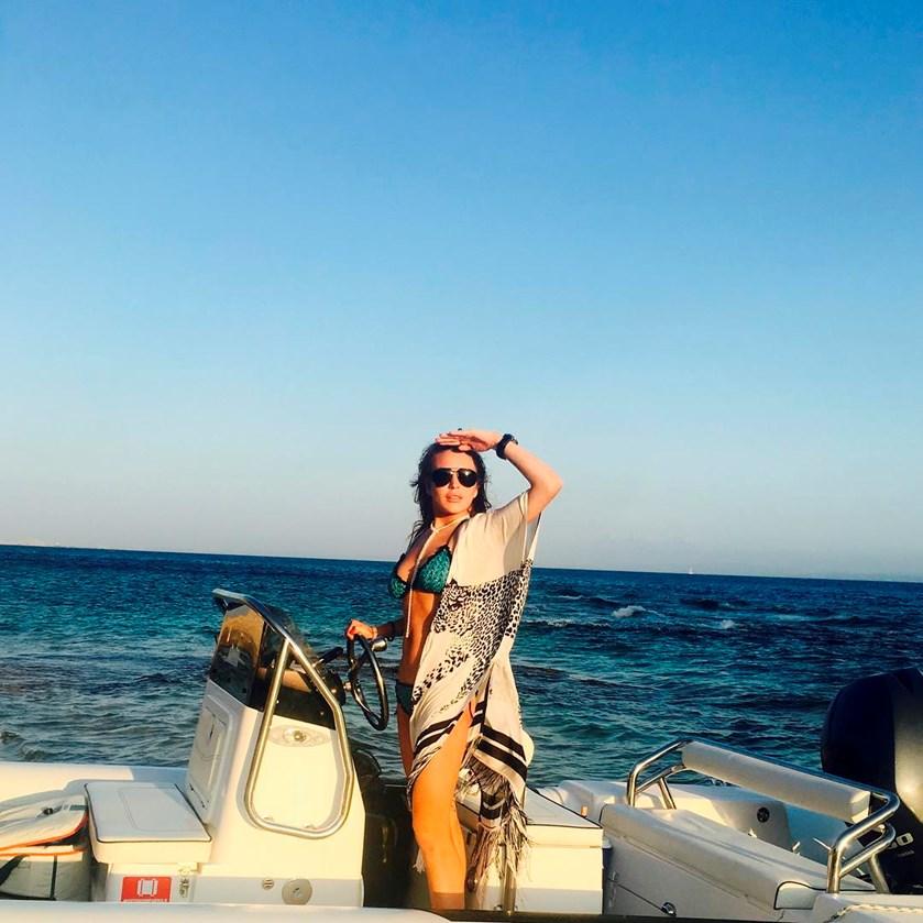 Lindsay Lohan bor ikke længere sammen med sin forlovede Egor Tarabasov