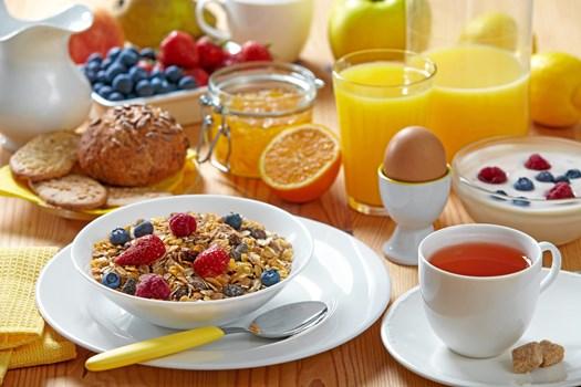 Folkeskoleelever skal begynde dagen med en portion morgenmad i skolen. Rygerne skal betale, mener SF