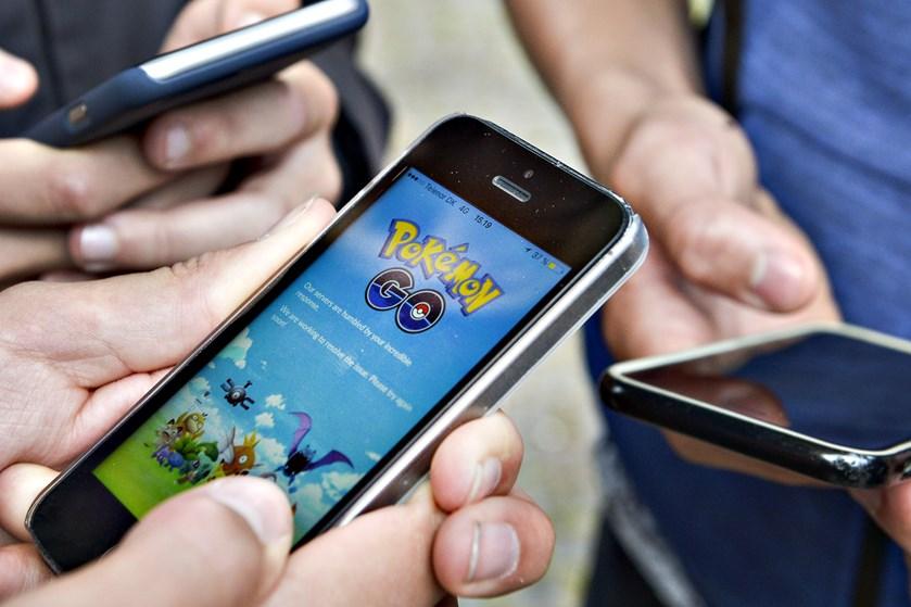 Antallet af spillere, der ugentligt logger ind og fanger Pokémon, er faldet markant