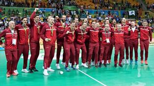 Kendte danskere lykønsker håndboldherrerne
