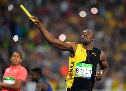 Usain Bolt fyldte søndag 30 år, hvilket han fejrede uden kæresten.