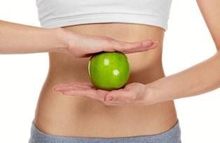 Selvom man er meget tynd, er det stadig vigtigt at spise sundt og dyrke motion