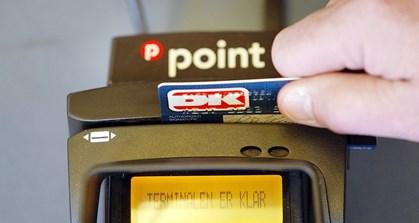 Kreditkort eller betalingskort