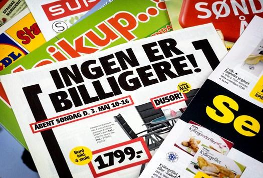 Det bliver slut med at bladre i trykte tilbudsaviser fra Coops supermarkedskæder inden for de næste år