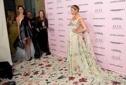 Det er ved at være oppe over med Christiane Schaumburg-Müllers graviditet