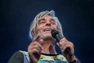 Frontmanden for Gnags, Peter A.G., blev sat på prøve under Toppen af poppen, da han skulle fortolke et hipt dancehall-nummer