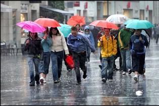 Den tropiske storm Karl kommer med regn, blæst og faldende temperaturer fra midten af ugen.