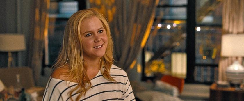 Som den første kvinde nogensinde er komiker Amy Schumer at finde på Forbes' liste over bedst betalte komikere
