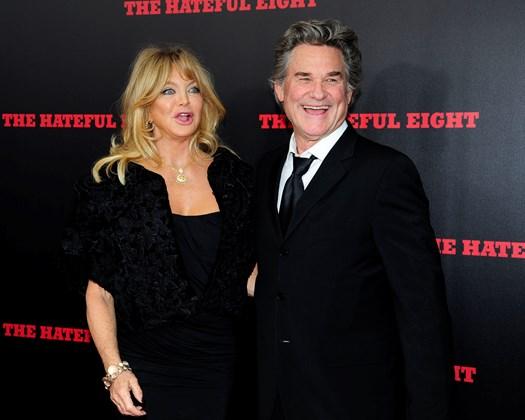 Goldie Hawn og Kurt Russell har været kærester siden 1983, og deres status som ugift er limen i deres forhold