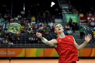 Viktor Axelsen sejrer både på og uden for banen. Bronzevinderen er blevet kærester med Cecilie Uttrup Ludwig