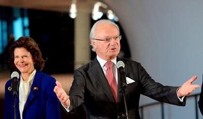 Carl Gustaf genoptager sine kongelige pligter efter diskusprolaps